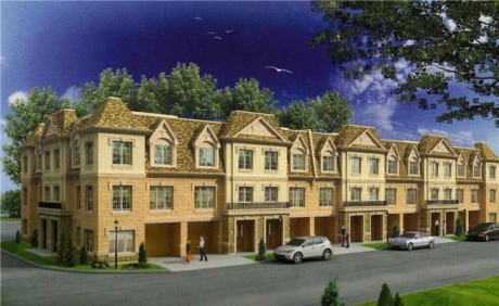 REICO Capital Town house development